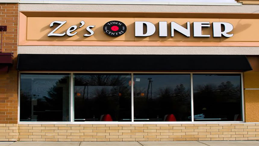 For An Authentic American Diner Experience Try Ze S Clics Such As Meatloaf And Pot Roast The Restaurant Is A Hit With Locals